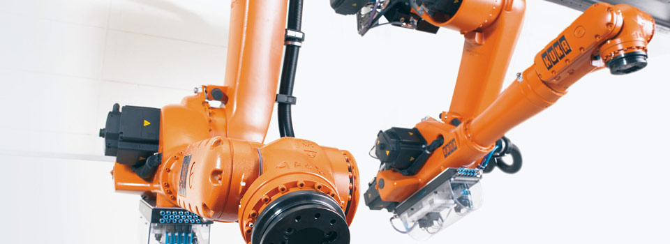 Consortium Spotlight: KUKA - Industrial Robots