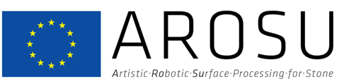 AROSU | Artistic Robotic Surface Processing for Stone